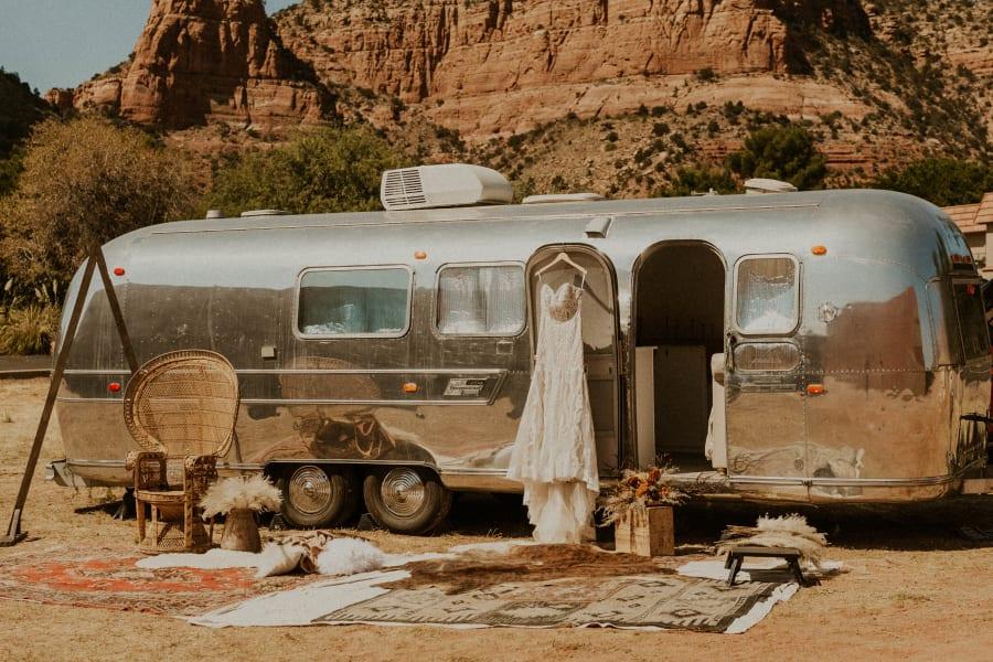 Sedona Arizona styling by A Social & Co