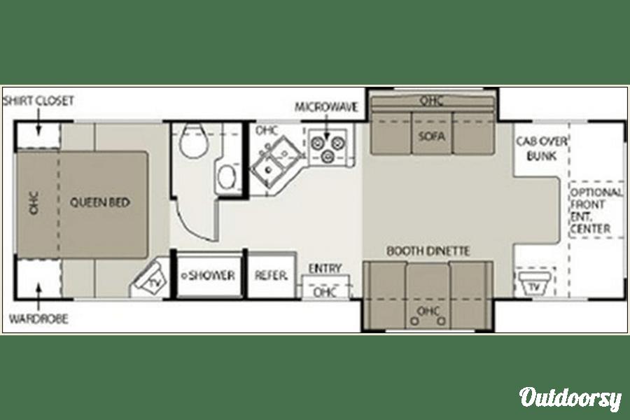 floorplan Four Winds 5000 29A El Dorado Hills, CA