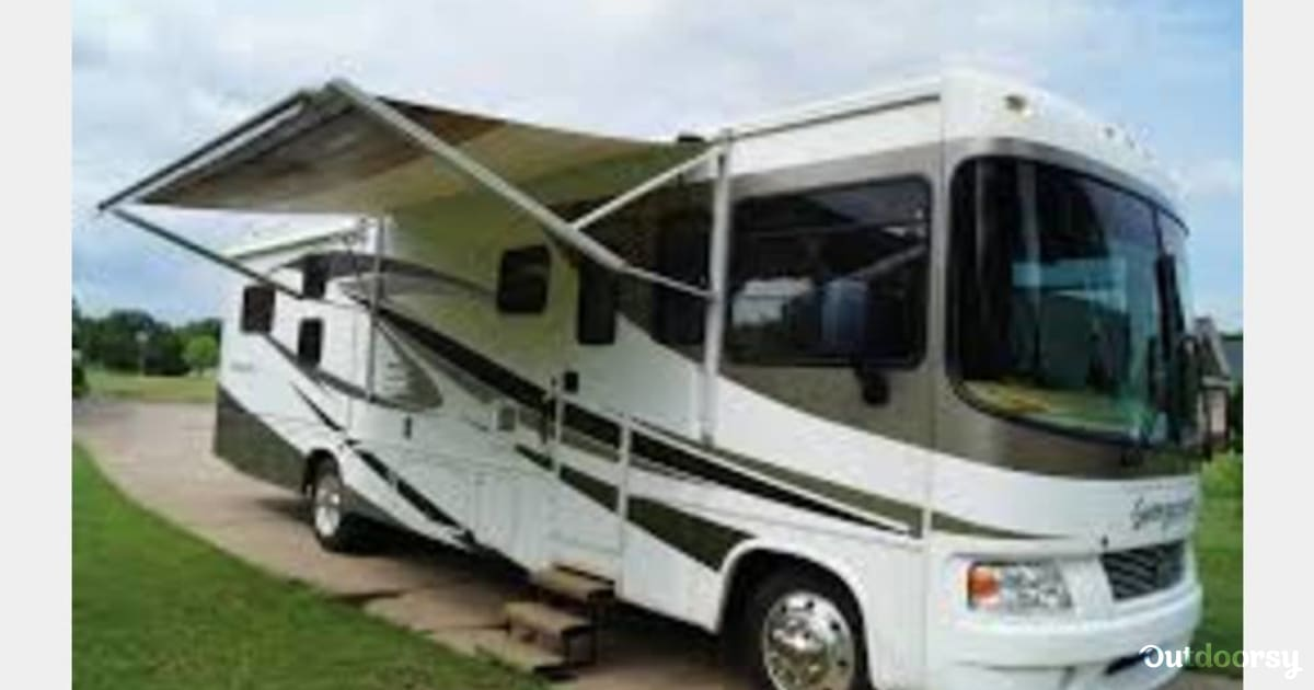 2009 Forest River Georgetown Motor Home Class A Rental In