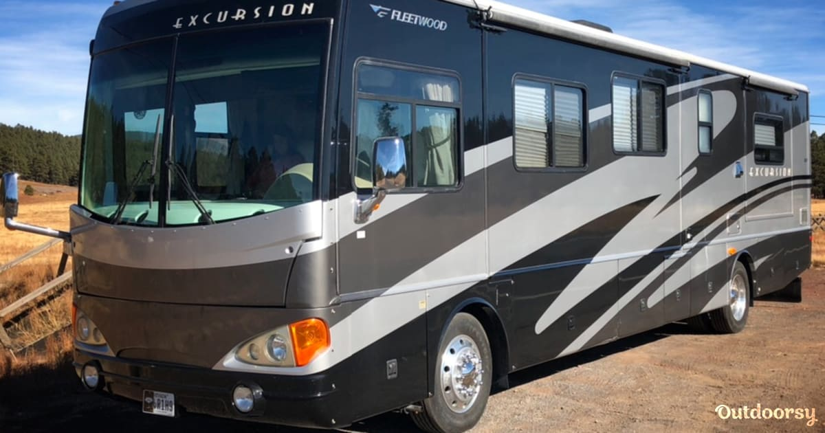 2006 Fleetwood Excursion Motor Home Class A Rental In Las