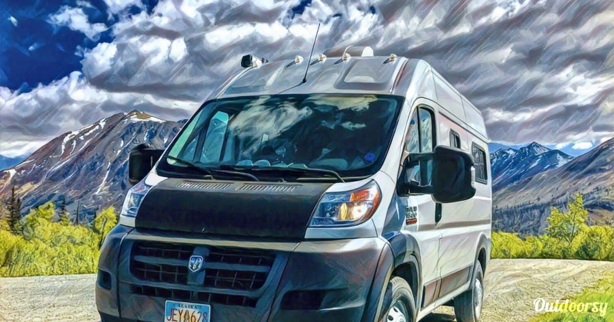 Van Rental Houston >> 2016 Ram 1500 Promaster Motor Home Camper Van Rental in ...