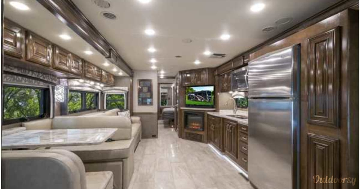 2017 Thor Motor Coach Aria Motor Home Class A Rental In