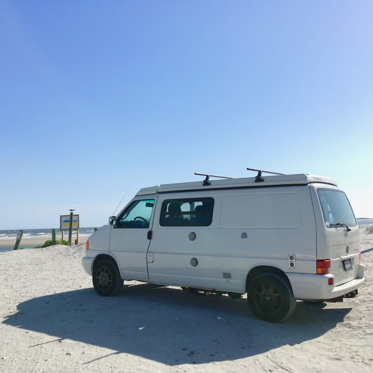 Perfect for a day at Folly Beach County Park near Charleston.