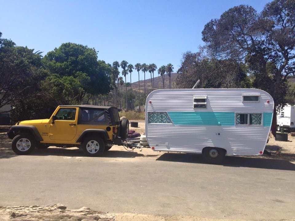 Other Field and Stream Vintage Trailer 1972