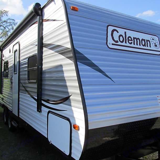 Coleman Explorer 2015