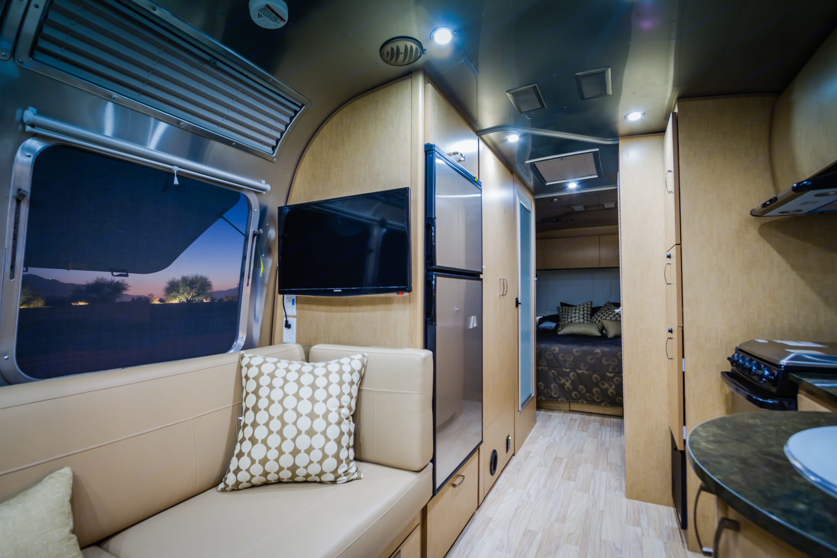 Airstream Flying Cloud 2016