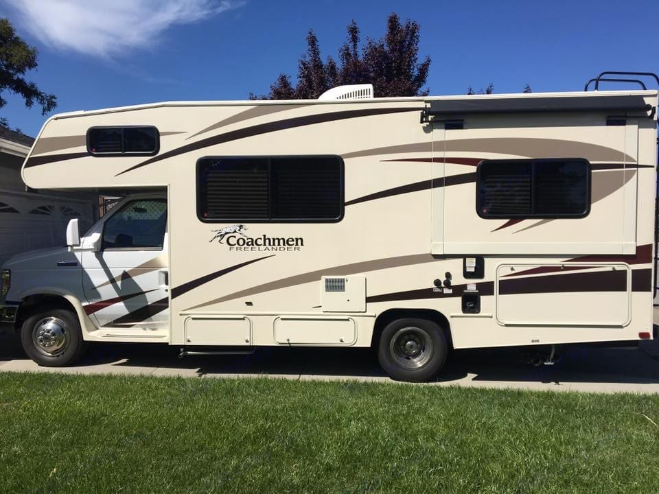 Compact and fun!. Coachmen Freelander 2016