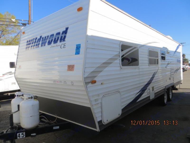 WLDWOOD TT30 2010