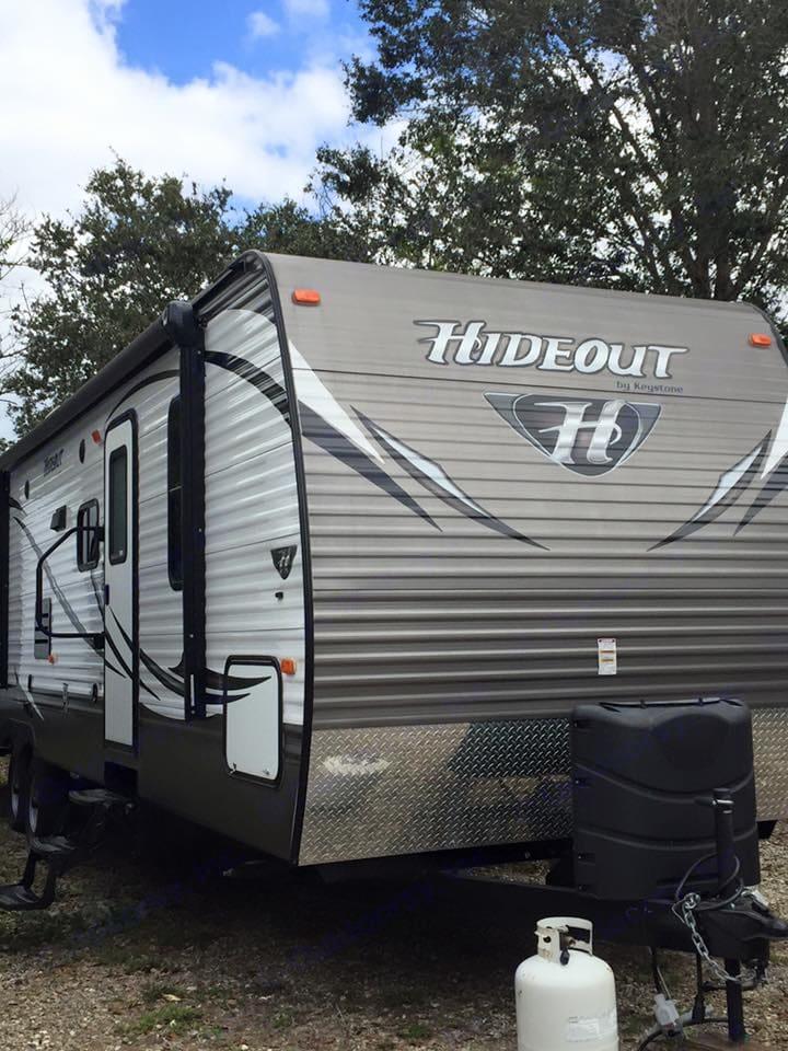 Keystone Hideout 31RBTS Camper #34 2015
