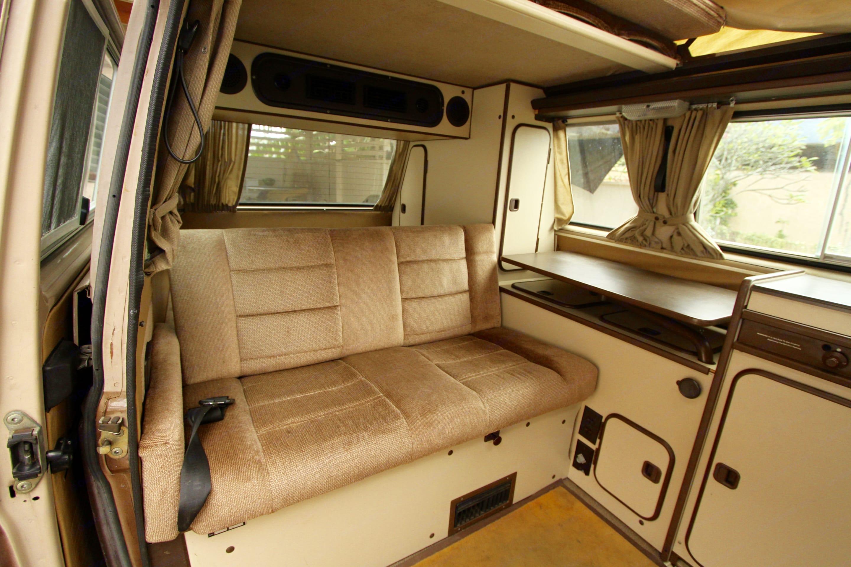Volkswagen Vanagon 1984