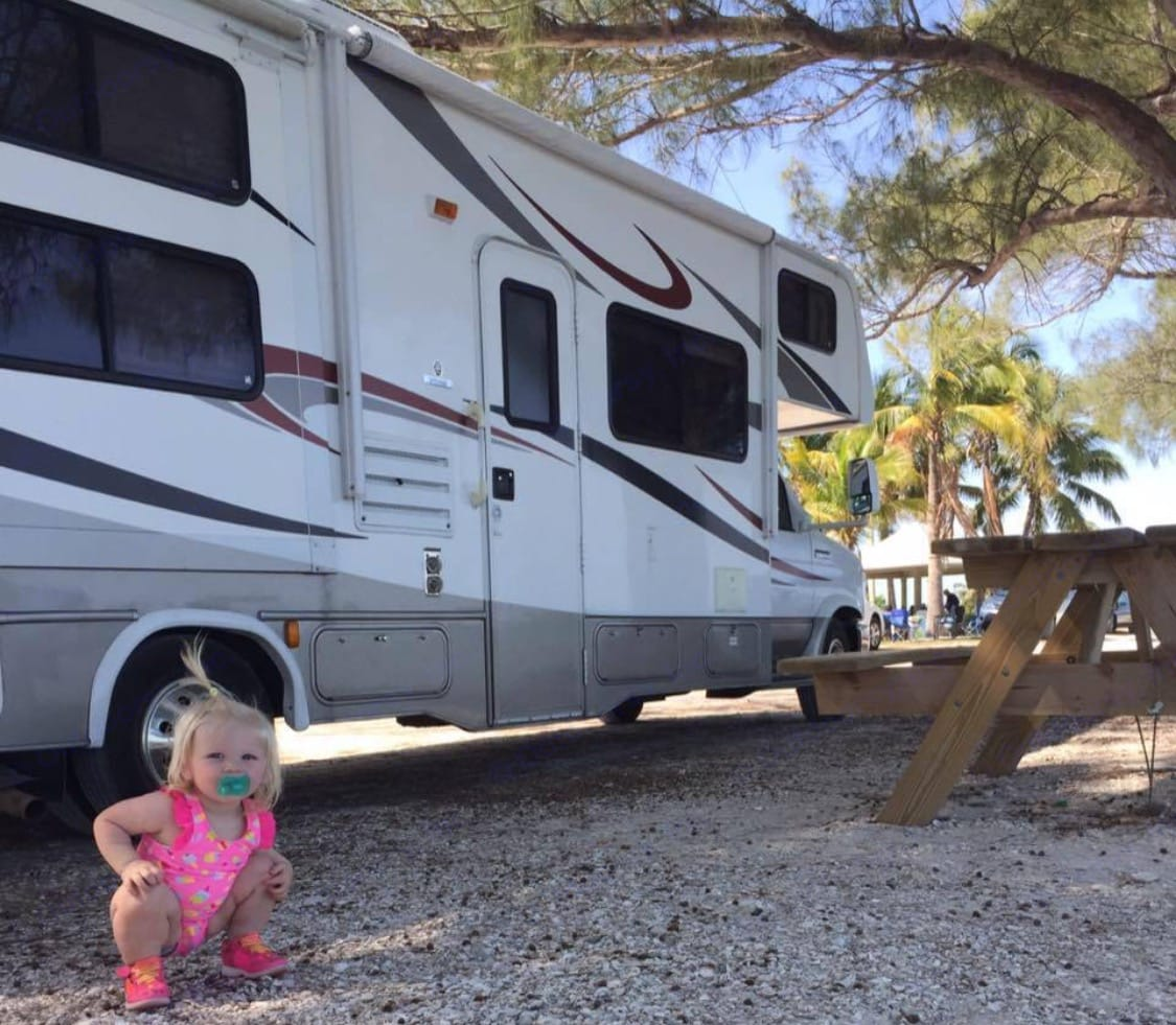 Our Forester is pictured here at Sanibel Island located in Florida! . Forest River Forester 2012