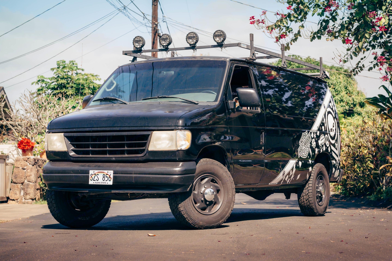 Ford E350 2001