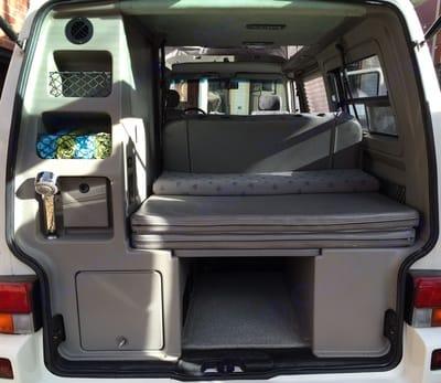 Volkswagen Eurovan Full Camper 1999