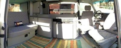 Volkswagen Eurovan Full Camper 2001