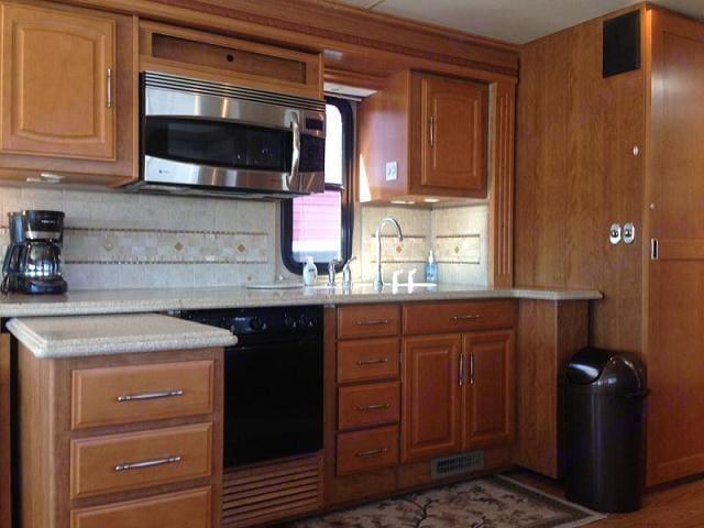 Kitchen. Fleetwood Providence 2007
