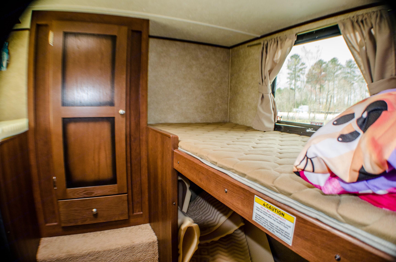 Second Set up Bunk Beds . Crossroads Z-1 2015