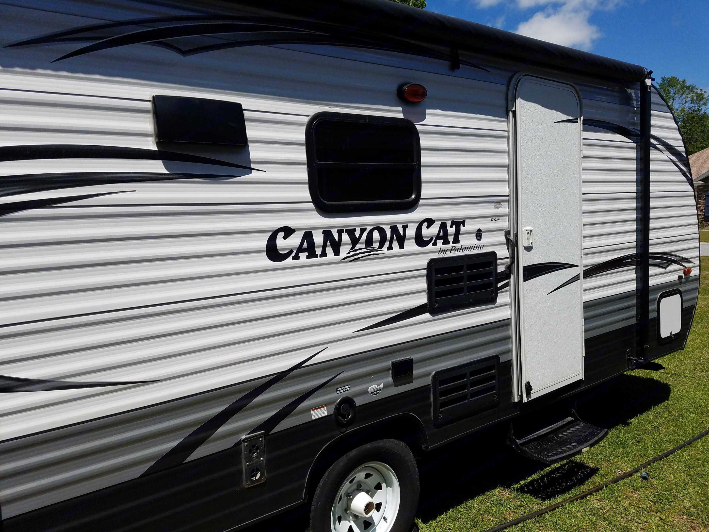 Palomino Canyon Cat 2015