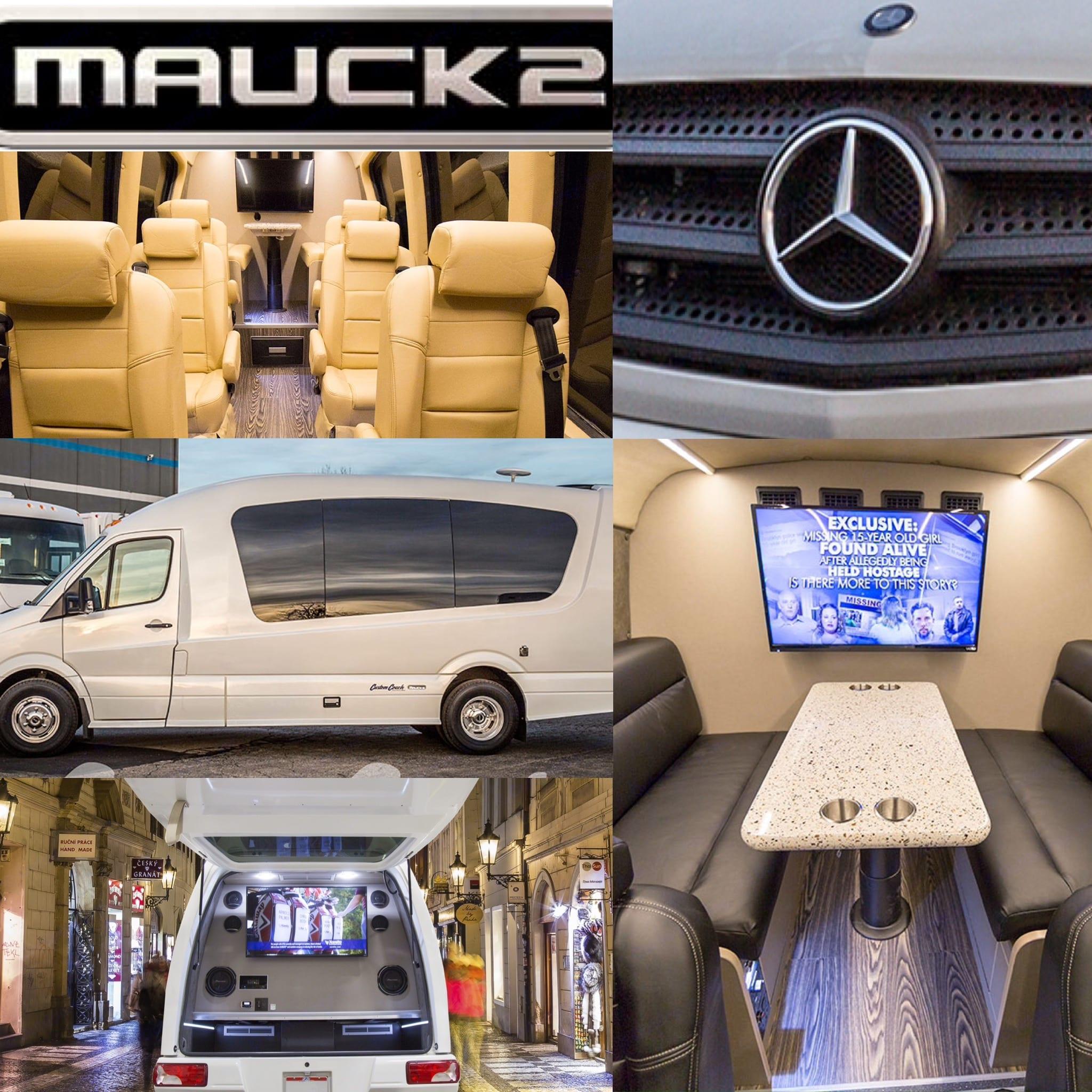 Custom Coach Mauck2 2015