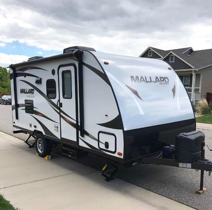 Brand New 2018 Heartland Mallard M185. Heartland Mallard 2018