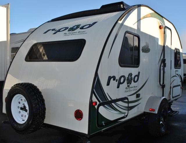 Forest River R-Pod w/Slideout 2014