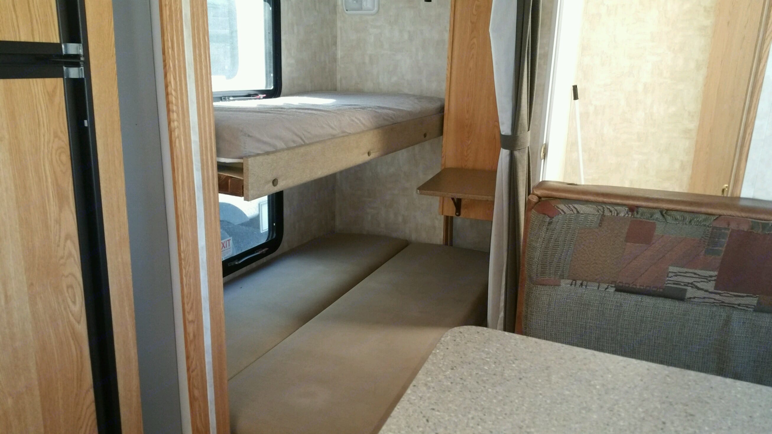 Bunk beds. Twin and Double sized. . Cherokee Lite 2008