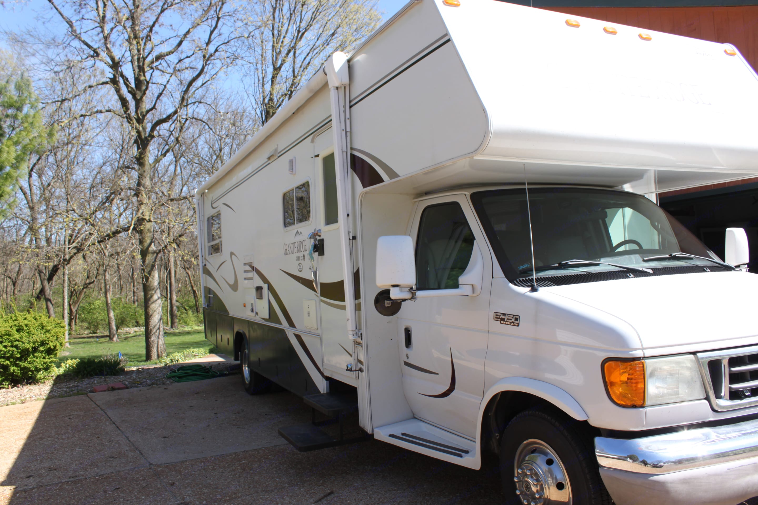 Your home away from home!!. Jayco Granite Ridge 2004