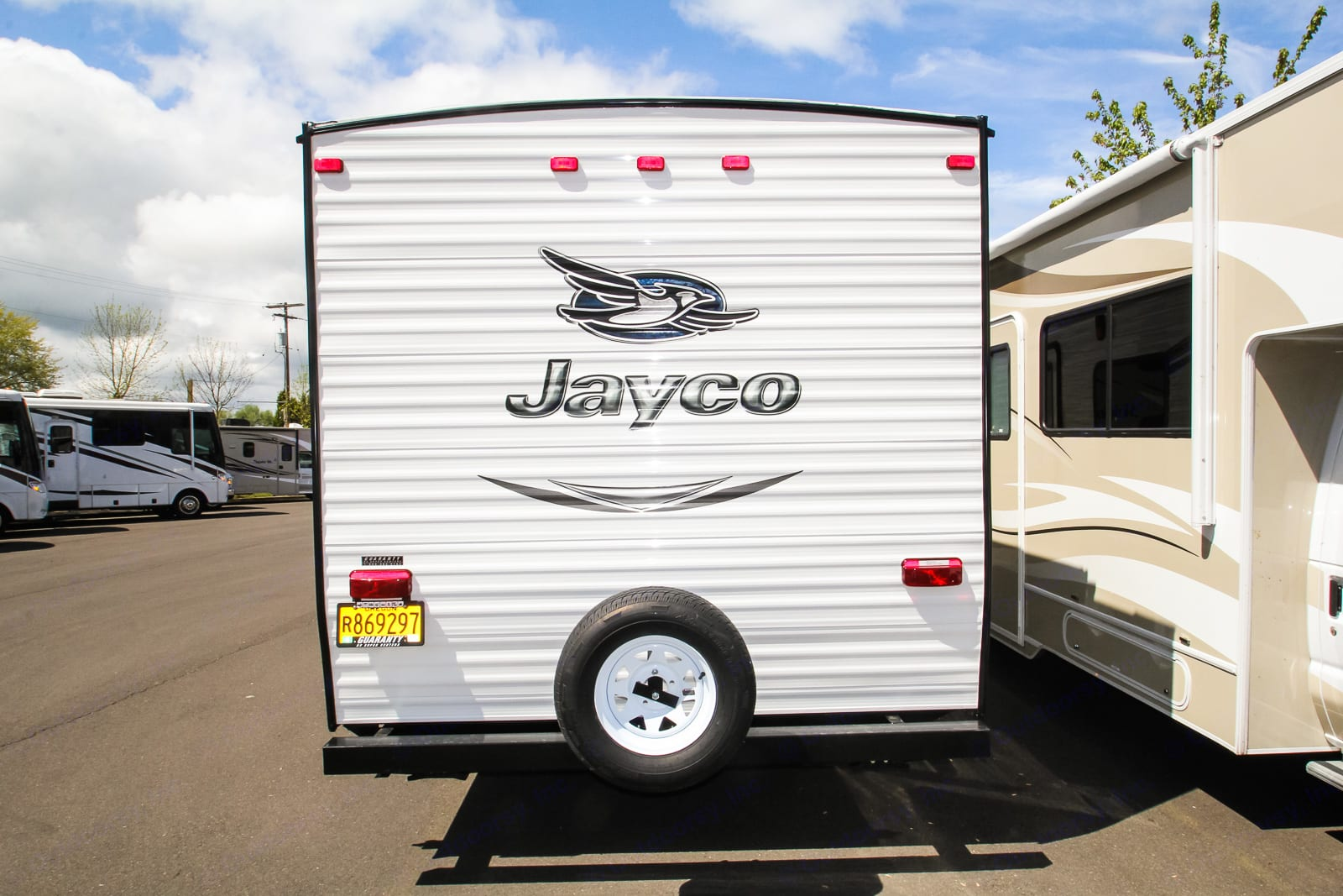 JAYCO JAYFLIGHT SLX 264BHW 2015