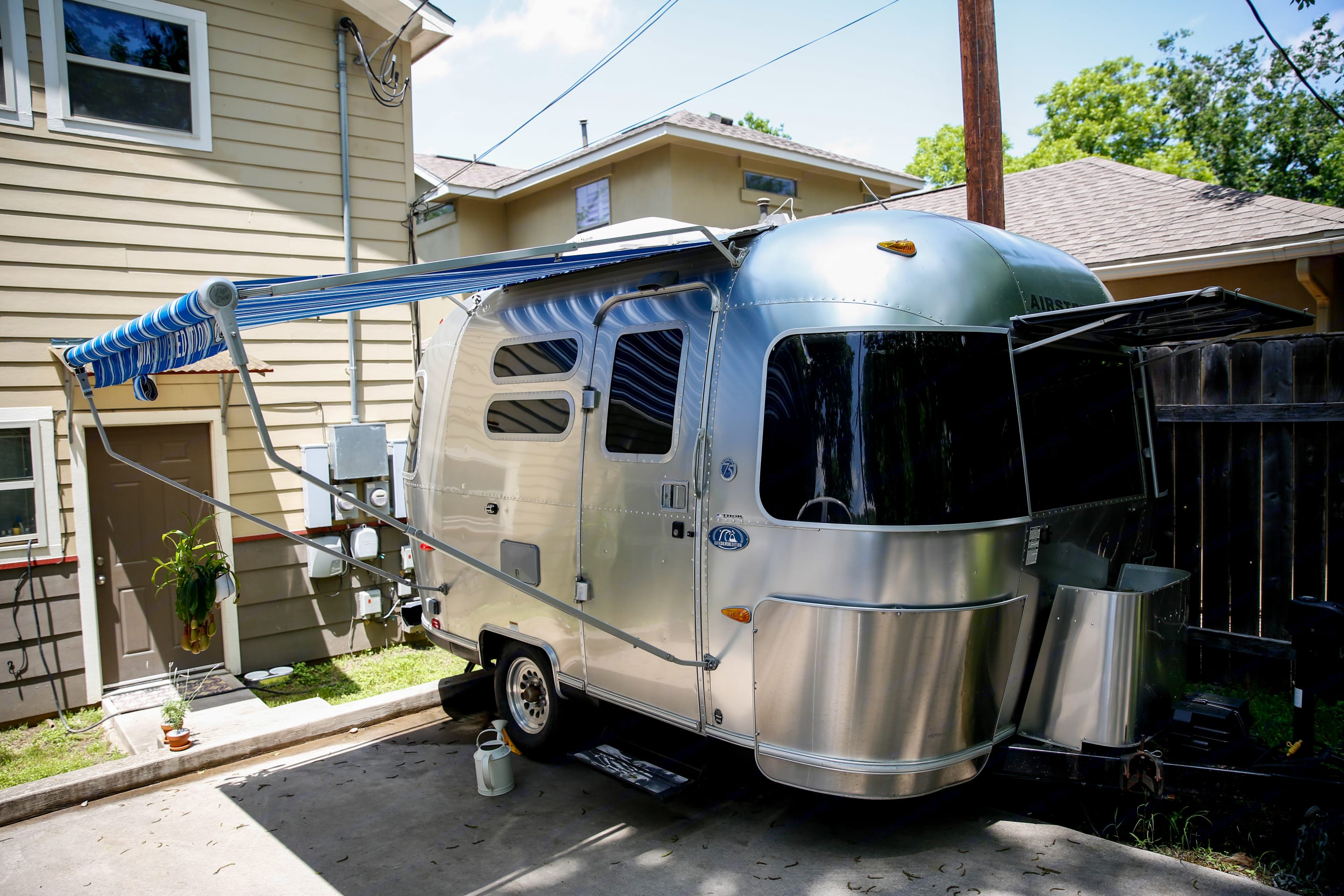 Airstream Bambi International Quiksilver Special Edition 2006