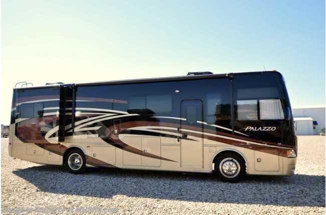 Thor Motor Coach Palazzo 2015