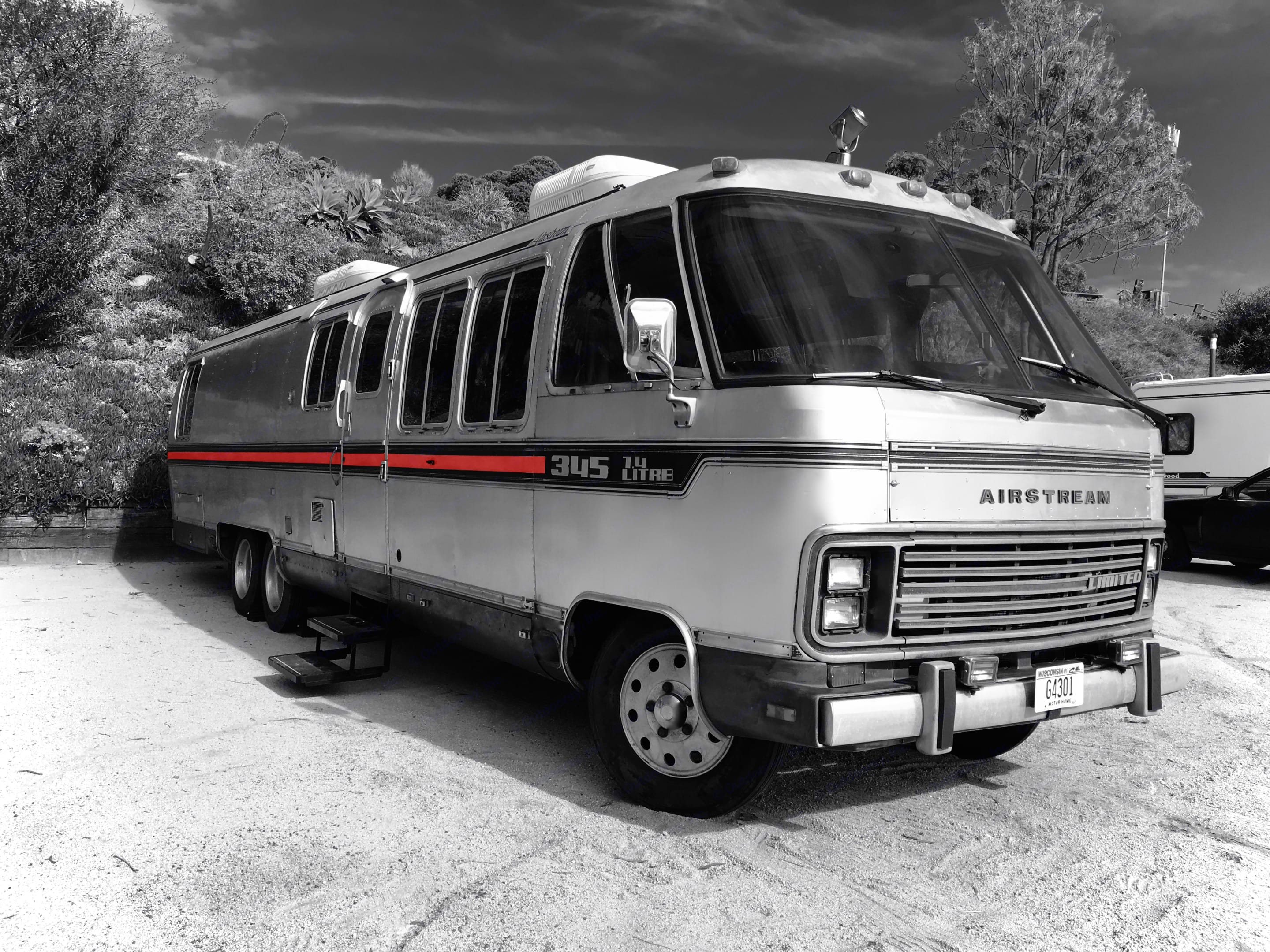 A rare beauty!. Airstream Other 1984