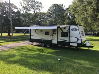 First Day at home!. Coachmen Viking 2017