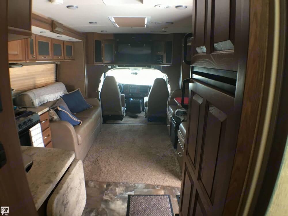 Plenty of room inside. Coachmen Concord 2015
