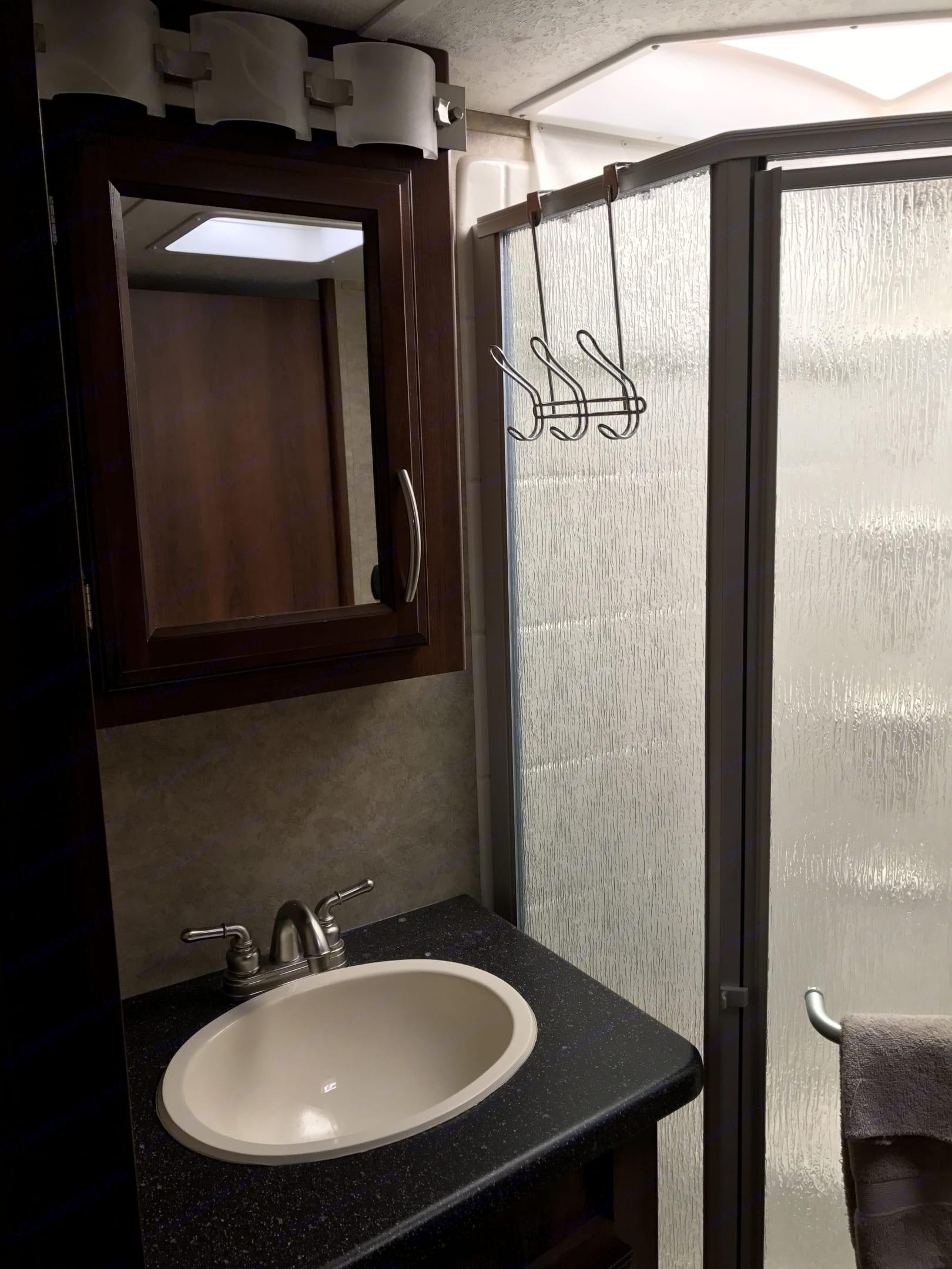 Bathroom. Prime Time Sanibel 2014
