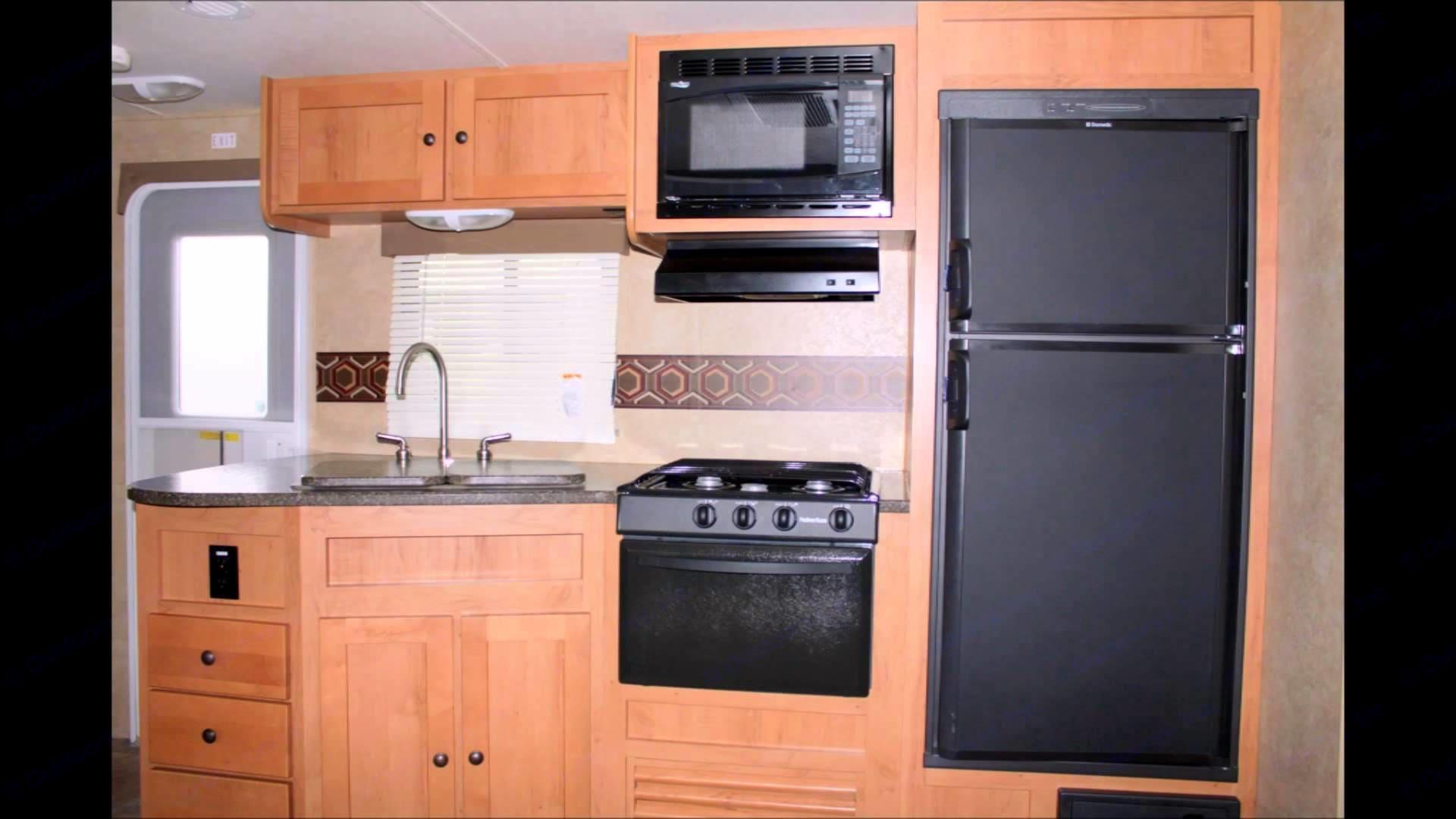 Gas oven/stove, gas/electric fridge.. Cruiser Rv Corp Shadow Cruiser 2012