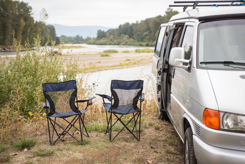 A wide array of camp gear is included when you rent Metolius. . Volkswagen Eurovan Weekender 2002