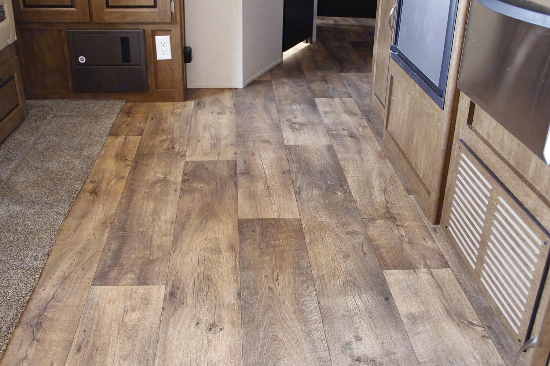 Floor. Forest River Salem 2018