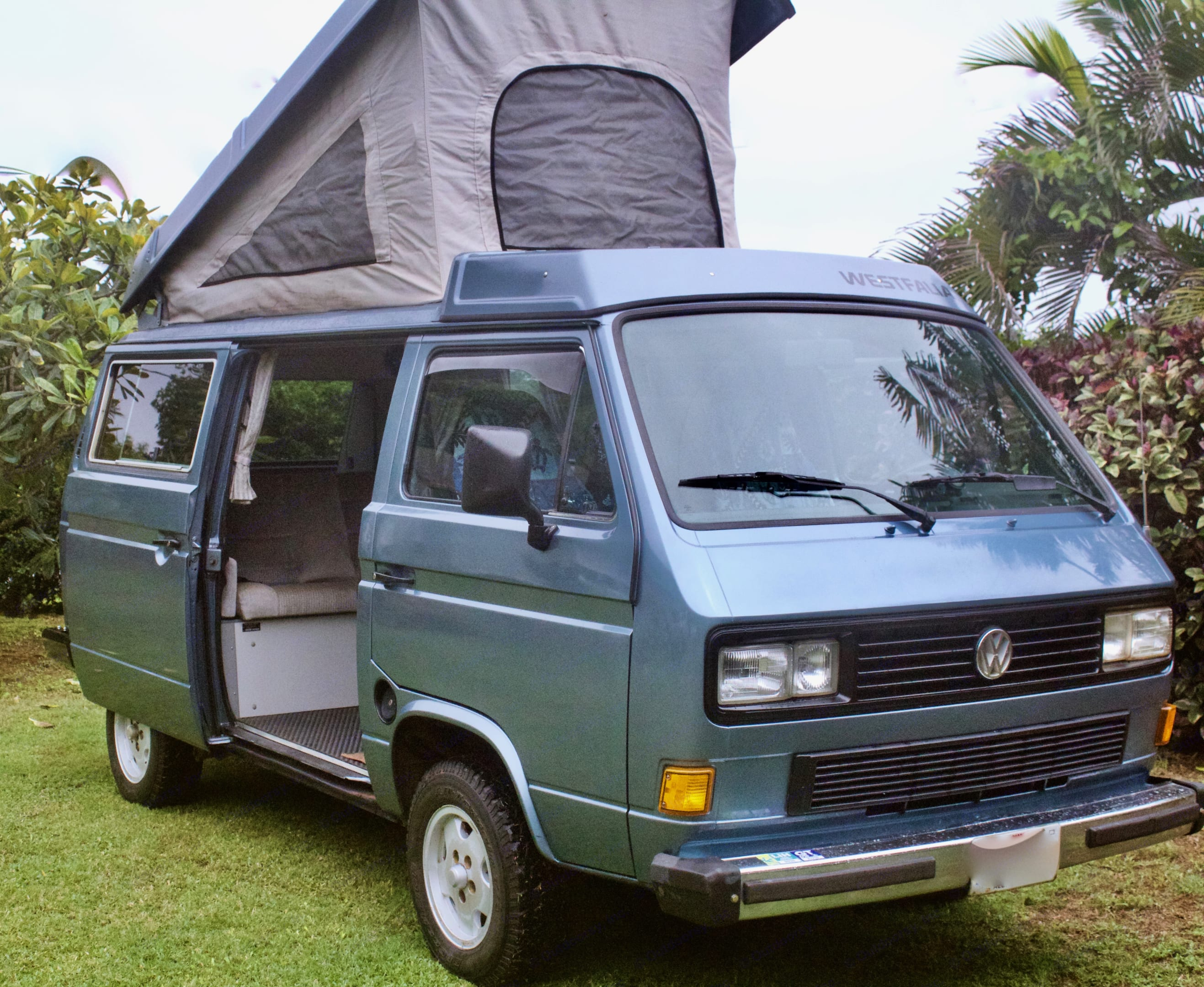 Fresh New Uli Kai. Volkswagen Westfalia 1987