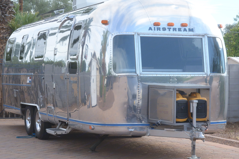 Airstream Ambassador 1975