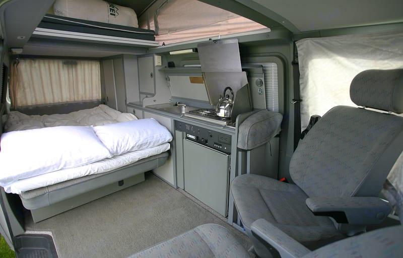 Volkswagen Eurovan camper 2000