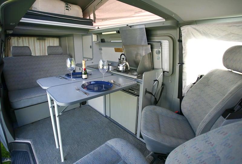 Volkswagen Eurovan camper 2003