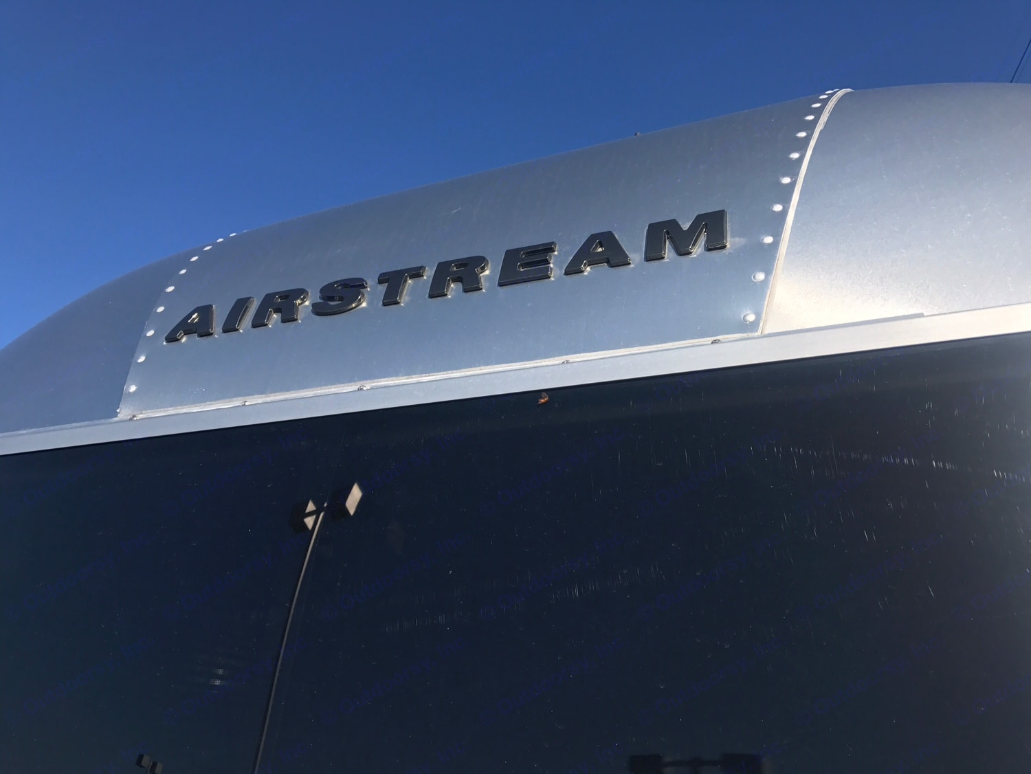An American Icon. Airstream Sport 2015