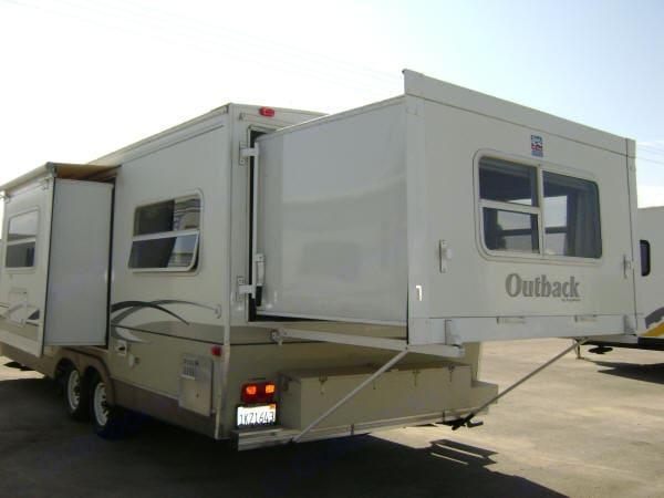Keystone Outback 2010