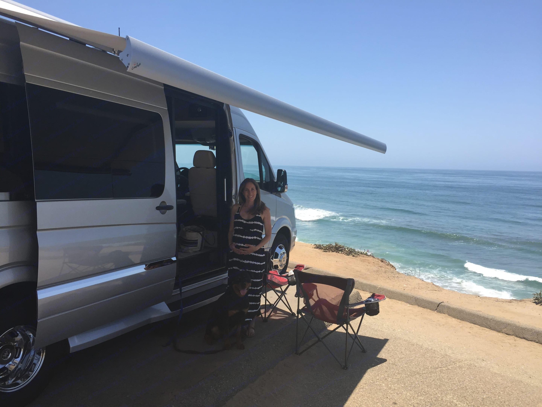 Day Camping at home.. Winnebago Era  2016