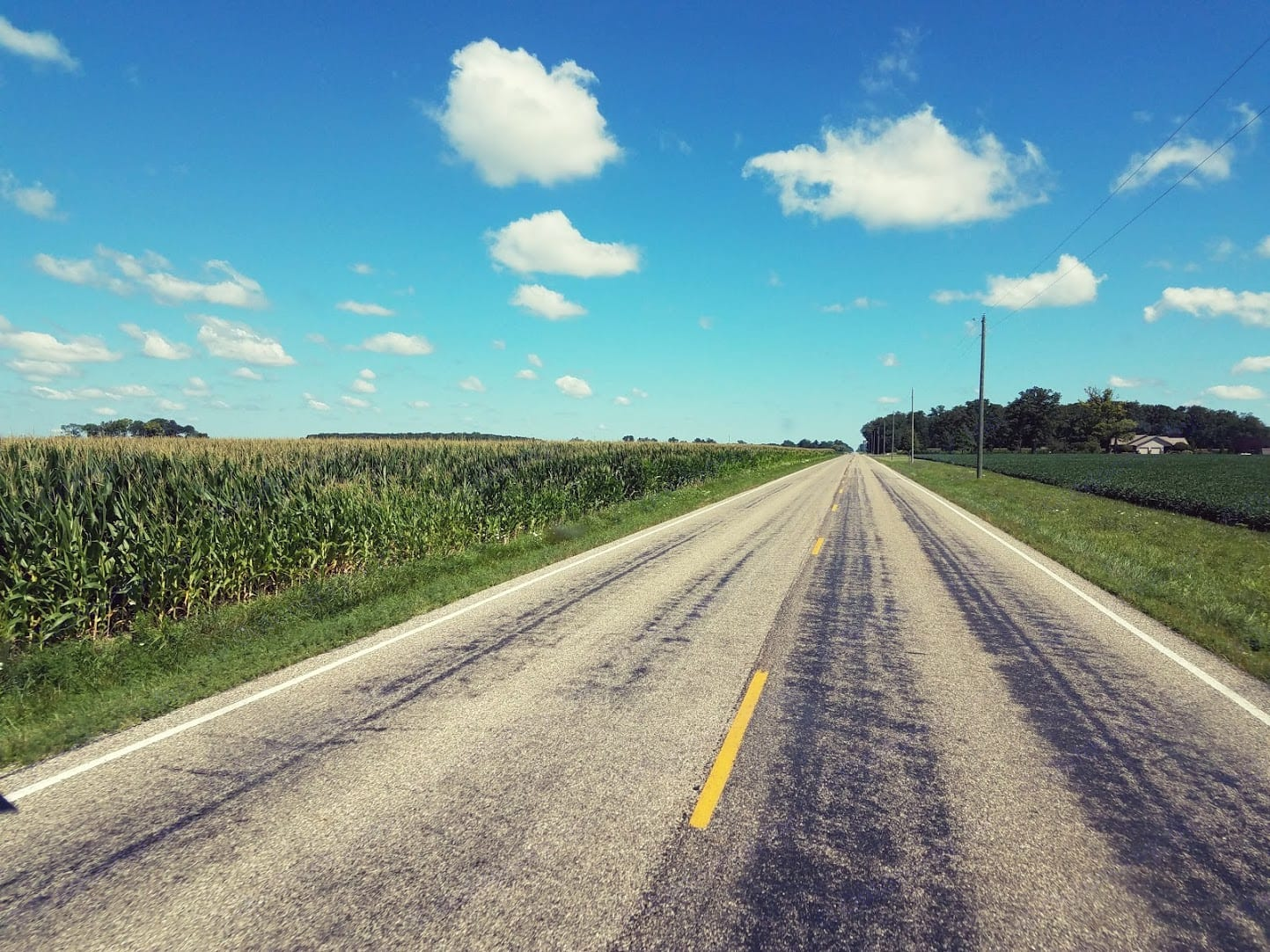 This could be your view from the open road!. Ithaca Navion 2009