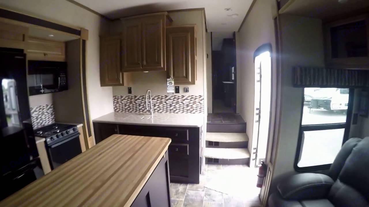 Kitchen/Living room. Crossroads Elevation 2016