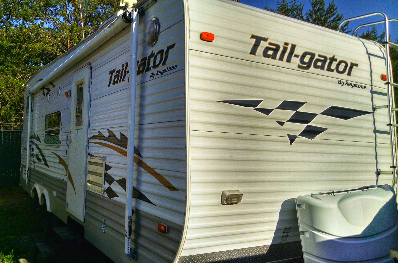 Jayco tailgater 2005