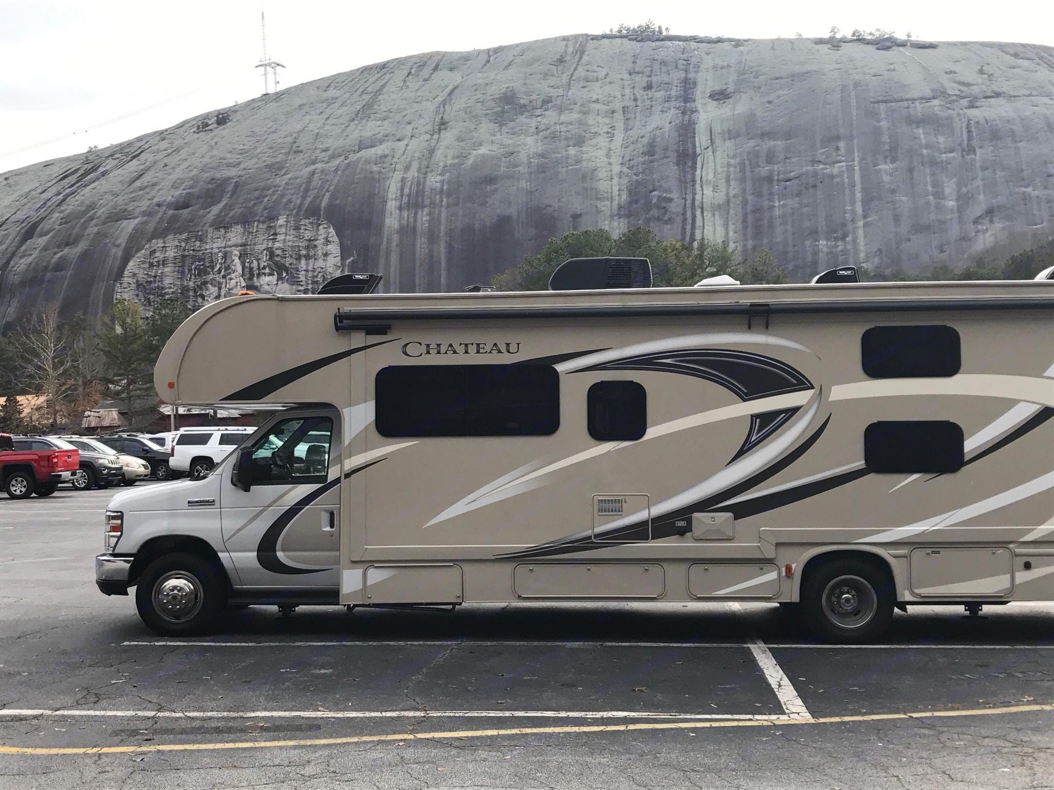 Stone Mountain, GA. Thor Motor Coach Chateau 2017