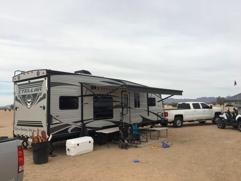 Eclipse Recreational Vehicles Stellar 2019