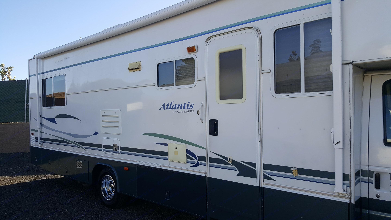 Holiday Rambler Atlantis 2002