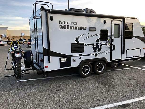 Winnebago Micro Minnie 2018